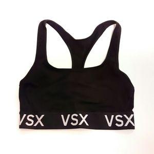 NWOT Victoria's Secret VSX Logo Sports Bra